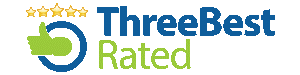 three best rated companies